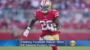 Fantasy Football Waiver Wire Week 14 [Video]