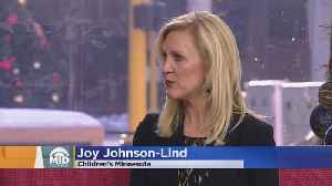 'Give To Kids Day' @ Children's Minnesota [Video]