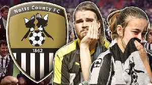 News video: Notts County: The Fall Of The World's Oldest League Club | #Journeymen