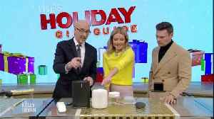 Holiday Gift Guide: Tech Gifts with Lance Ulanoff [Video]