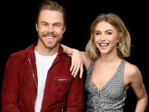 "Derek Hough & Julianne Hough Talk ""Holidays with the Houghs,"" Their NBC Special [Video]"