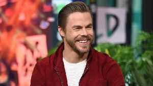 Derek Hough Only Wants Baby Yoda For Christmas [Video]