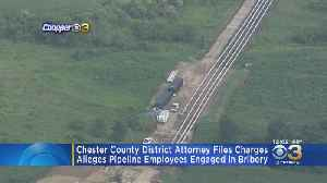 Chester County District Attorney Files Charges Against Mariner East Pipeline Owners [Video]