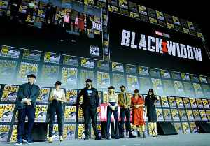 News video: Marvel Releases First 'Black Widow' Trailer