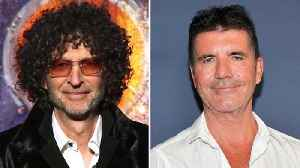 News video: Howard Stern Points Finger at Simon Cowell for Gabrielle Union's 'America's Got Talent' Exit | THR News