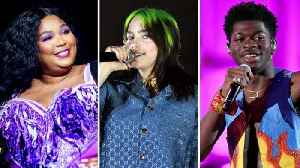 News video: Lil Nas X, Lizzo and Billie Eilish Win First Apple Music Awards