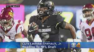 CU's Laviska Shenault, Jr. Heading To NFL Draft [Video]