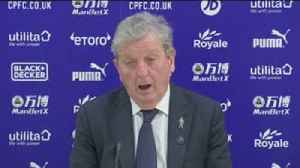 News video: Hodgson proud of his player's response
