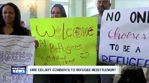 Poloncarz signs letter indicating county's intention to continue welcoming refugees [Video]