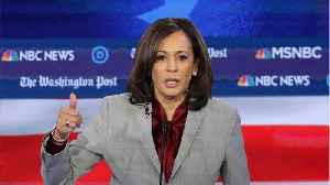 News video: U.S. Senator Kamala Harris Is Ending Her Presidential Bid