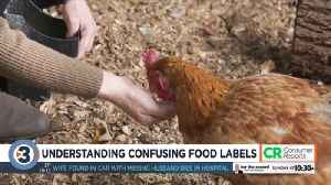 Consumer Reports: Understanding confusing food labels [Video]