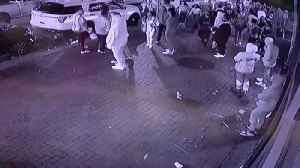 Security Camera Captures New Orleans Shooting [Video]