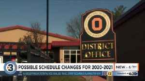 Oregon School District to hold informational meetings about possible 2020-2021 school year changes [Video]