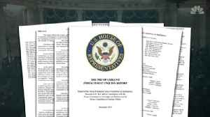 News video: Impeachment Report Outlines