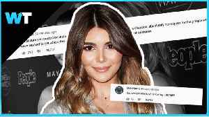 Olivia Jade Gets BACKLASH for YouTube Return [Video]