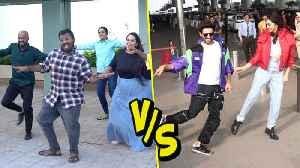 Fans VS Kartik Aaryan And Deepika Padukone | Dheeme Dheeme Song Challenge | Pati Patni Aur Woh [Video]