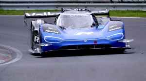 Volkswagen ID.R - On the way to a new racing age Highlights [Video]