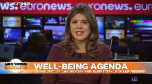 Well-being agenda: does this spell the end for GDP? [Video]
