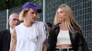 Justin and Hailey Bieber's Christmas tree destroyed by dog [Video]