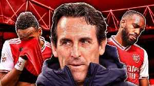 Have Arsenal Players Demanded The Club SACK Unai Emery?! | W&L [Video]