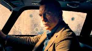 News video: No Time to Die with Daniel Craig - Official Trailer
