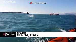 Rare sighting for coastguards as orcas visit Italian coastal waters [Video]