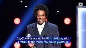 Jay-Z Releases All of His Albums on Spotify [Video]