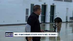 Spartans welcome Duke to East Lansing [Video]