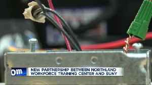 SUNY Empire State college partners with Nortland for a $10 million commitment [Video]