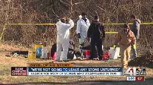 Evidence collected from dig site connected to 1999 KCK cold case [Video]