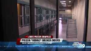 New whistleblower says Arizona Department of Corrections 'hiding' broken doors [Video]