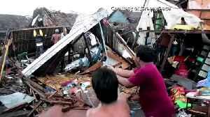 Repair work underway in post-storm Philippines [Video]