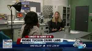 Inside Tucson's Crime Lab: Arson [Video]