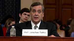 Prof. Turley: 'You need to stick the landing on the quid pro quo' [Video]