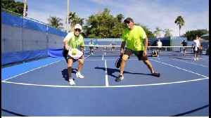 Hundreds are set to play in Delray Beach Gunther Pickleball Classic tournament this weekend [Video]