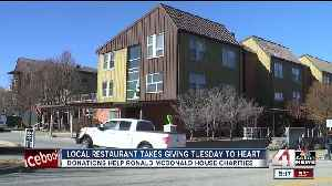 Restaurant teams up with KC Ronald McDonald House for Giving Tuesday [Video]
