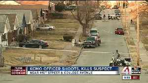 One person dead in KCPD officer-involved shooting [Video]