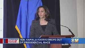 Sen. Kamala Harris Ends Bid For Democratic Nomination For President [Video]