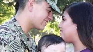 Family of Sailor Killed on Virginia Base Says He Was New Father, Devoted Service Member [Video]