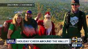 Groups around the Valley spread holiday cheer on Giving Tuesday [Video]