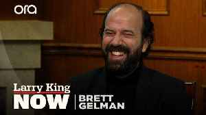 The comedy of discomfort, 'Fleabag' script, and role prep -- Brett Gelman answers your social media questions [Video]
