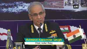 Navy budget declined from 18cent to 13cent Chief Admiral Karambir Singh [Video]