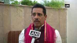 New security lack kind of training that SPG had Robert Vadra [Video]
