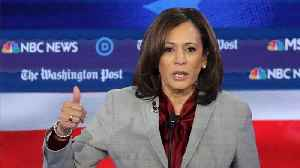 News video: Kamala Harris Drops Out Of 2020 Presidential Race