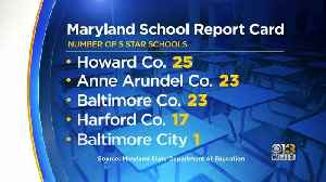 Anne Arundel County Sees School Ratings Climb In New Statewide Report Card [Video]