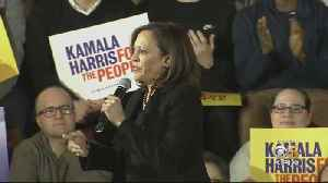 Sen. Kamala Harris Drops Out Of The Presidential Campaign [Video]