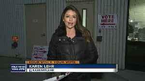 Karen LIVE at election headquarters 6pm [Video]