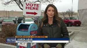 5PM Karen Lehr live at Boise precinct [Video]