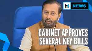 Cabinet approves Citizenship Amendment, personal data protection & other bills [Video]