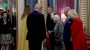 News video: Princess Anne Appears To Be Chastised By The Queen Over Trump Meeting